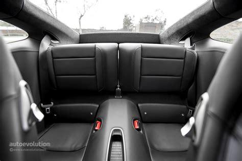 porsche 911 back seat 2014 porsche 911 turbo s review autoevolution