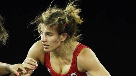 wrestling canada women qualify  olympics tsnca