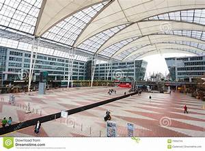 Munich Indoors 2016 : interior of munich airport editorial stock image image 70352734 ~ Markanthonyermac.com Haus und Dekorationen