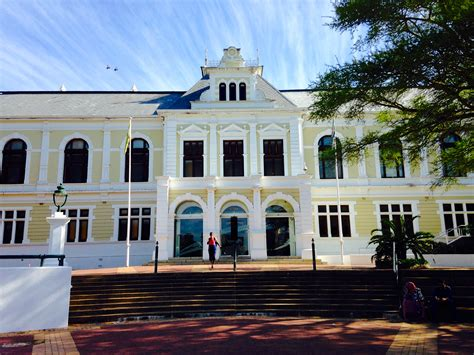 Filethe South African Museum, Company Gardens, Cape Town