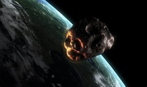 What Time Is Asteroid Passing Earth