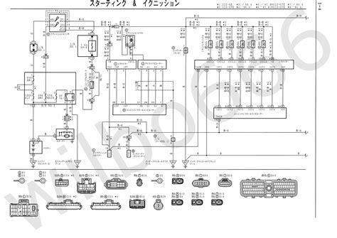wilbo jz ge jza supra engine wiring