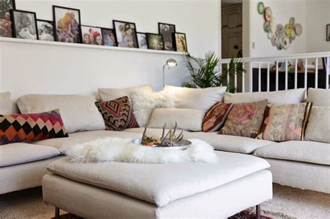 loveliesinmylife blog soderhamn sectional makeover  liege biscuit fabrics slipcovers