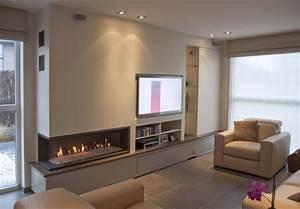 Tv Wand Modern : inbouwhaard tv voorbeelden google zoeken interior design pinterest search and tvs ~ Sanjose-hotels-ca.com Haus und Dekorationen