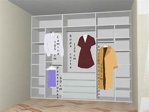 Organizar armarios Consigue una distribución de armario ideal Armarios a medida