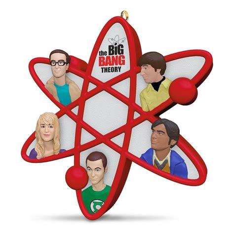 2016 the big bang theory hallmark keepsake ornament