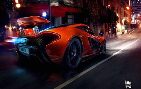wild speed mclaren car hd wallpaper  site