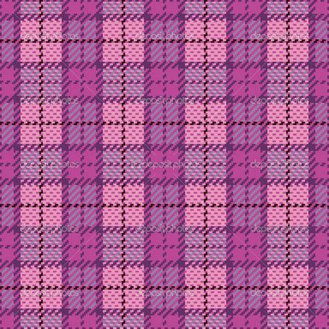 image detail  pixel plaid  magenta  violet