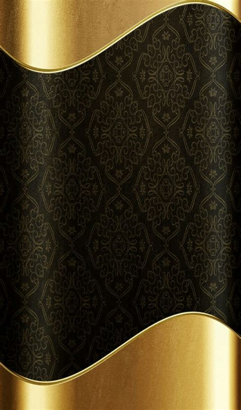 Wallpaper Gold And Silver by Black And Gold Somal Emb In 2019 Silver Wallpaper