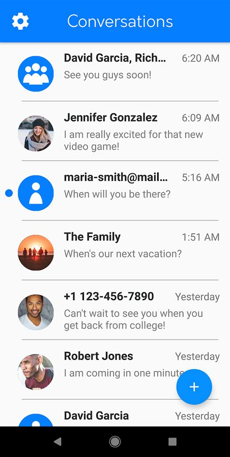 apple messages on android apple s imessage available on android with third app