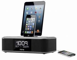 Ipad Iphone Ladestation : sdi idl100e ihome stereo weckuhr mit fm radio 3 fach ladestation 2x lightning 1x usb f r ~ Sanjose-hotels-ca.com Haus und Dekorationen