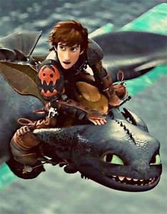 HTTYD Hiccup and Toothless | H T T Y D | Pinterest ...