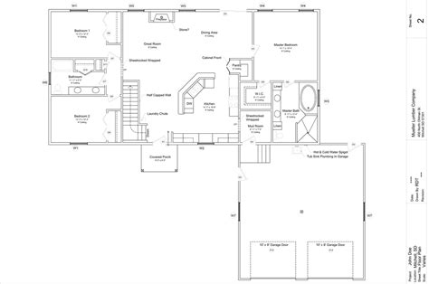 one house plans with walkout basement prissy design walkout basement floor plans 1 house