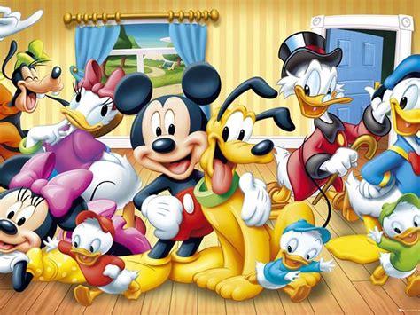 walt disney poster mickey mouse  friends wallpaper hd