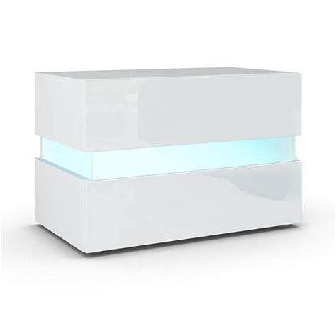 Comodino Moderno Comodino Moderno Faro Mobile Per Bianco O Nero Con