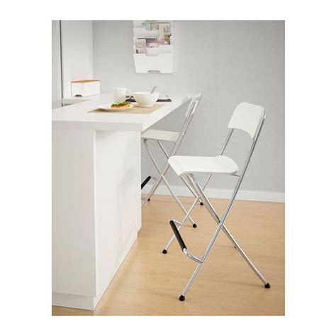 Barhocker Klappbar Ikea by Franklin Bar Stool With Backrest Foldable Ikea You Can