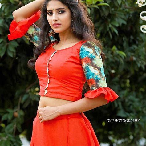 sathya series actress ayeshas  images tv actress