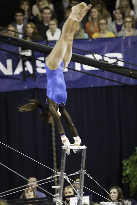byu  boise state gymnastics score season highs