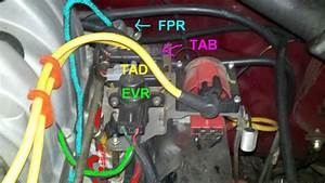 Rubber Vacuum System Replacement  5 05 8 Efi
