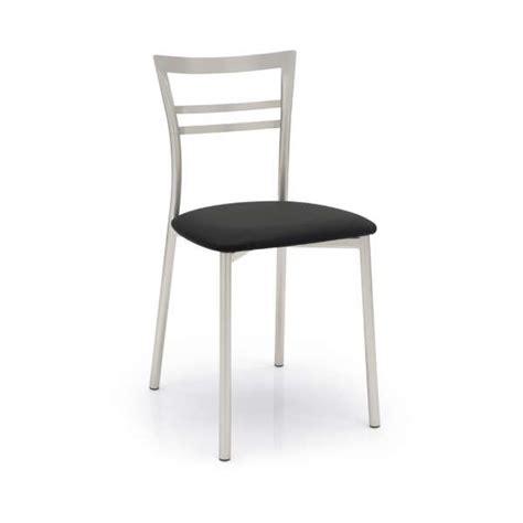chaise de cuisine design en m 233 tal go 4 pieds tables