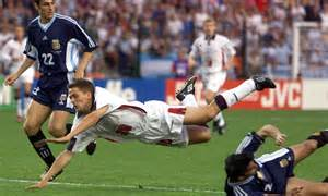 Michael Owen comes clean on England penalty against ...