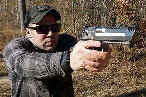 New All Stainless Desert Eagle-Gun Review - GunsAmerica Digest