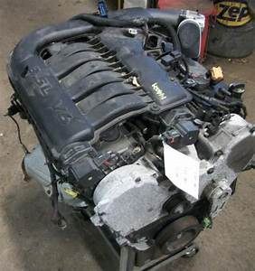 Engine 07 Dodge Charger 3 5l Vin G 8th Digit Rwd  1344482