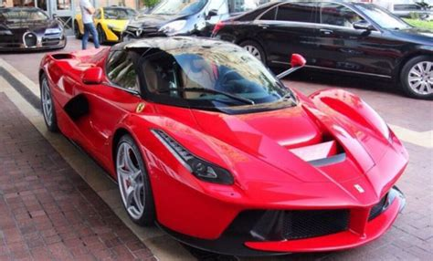 Mobile De Germany Used Cars by Another Laferrari Up For Sale This Time In Germany