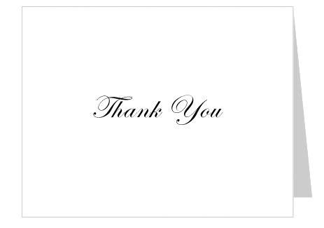 free thank you notes templates free thank you card template celebrations of life