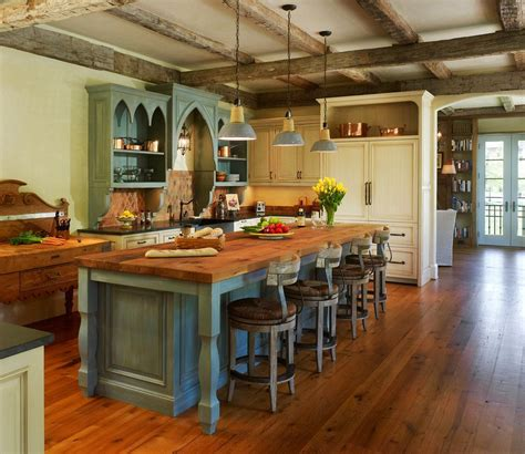 rustic kitchen designs photo gallery 7 barras americanas de pel 237 cula 7840