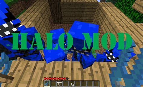 Halo Mod Minecraft Mod