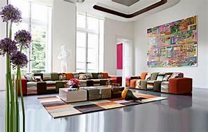 Pouf Pour Salon : salon marocain moderne marseille avec model de pouf pour ~ Premium-room.com Idées de Décoration