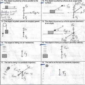 Drawing Free Body Diagrams Worksheet The Best Worksheets Image Collection