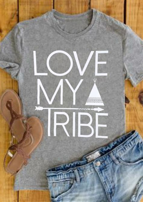 love  tribe arrow  shirt fairyseason