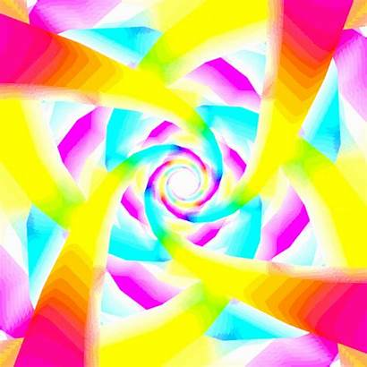 Rainbow Spiral Loading Icon Gifer Animated Instagram