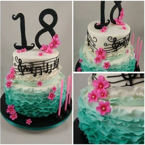 1001+ Ideen Für Torte Zum 18 Geburtstag Für