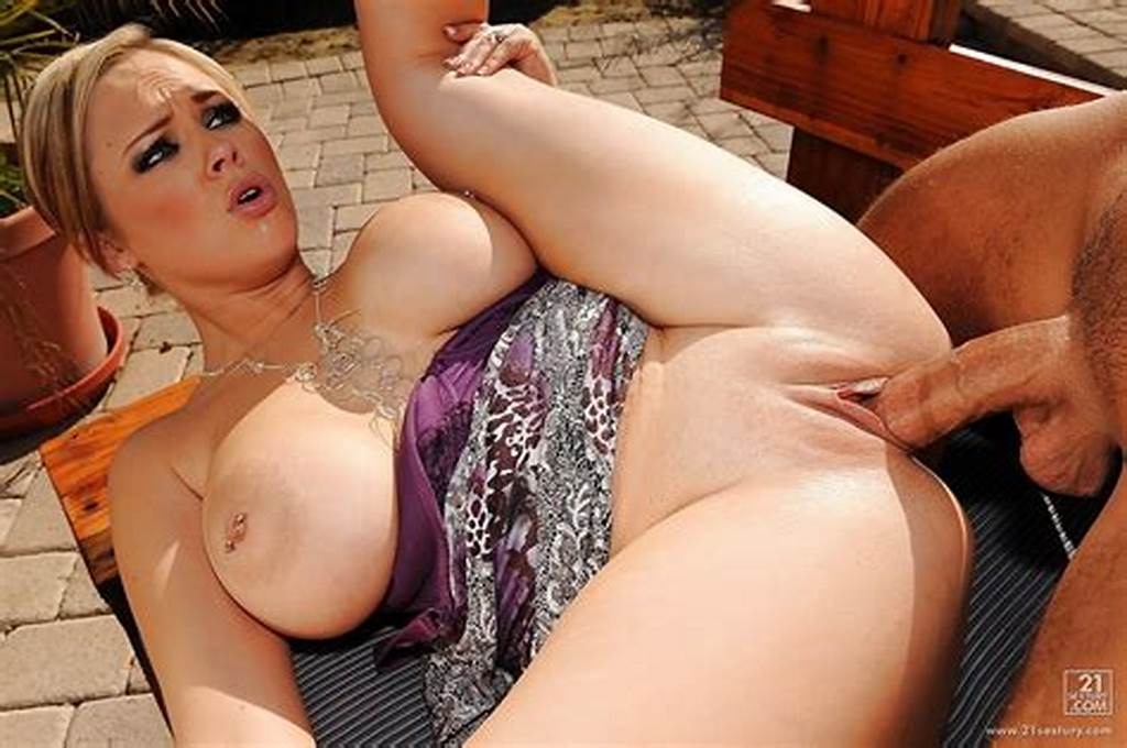 #Busty #Milf #With #Pierced #Nipples #Katie #Kox #Gives #A #Titjob