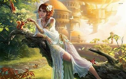 Fairy Wallpapers Pretty Backgrounds
