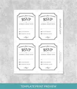 make your own wedding program vintage type wedding invitation bundle print