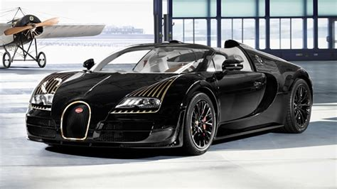 "You Want To Feel The Comfort In Driving Try ""bugatti"