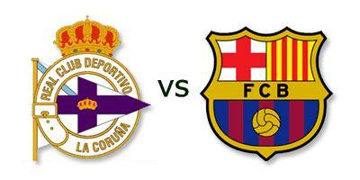 Deportivo La Coruña Barcelona live score, video stream and H2H results - SofaScore