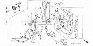 Honda Gd410 Parts List And Diagram