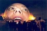 Krzysztof Wodiczko, Tijuana Projection | Sculpture art ...