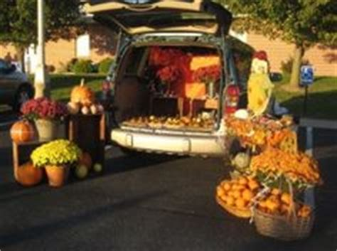 Biblical Trunk Or Treat Decorating Ideas Elitflat