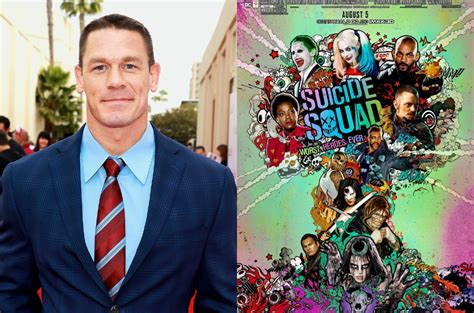 John Cena Is Reportedly Joining The Cast Of 'Suicide Squad ...