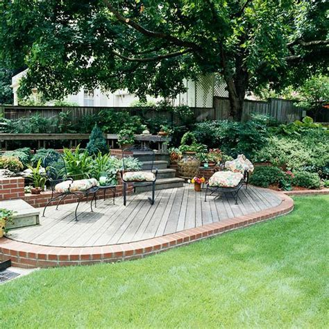 Lawn Design Tips  Low Deck, Ground Level And Outdoor. Turquoise Umbrella Patio Furniture. Patio Furniture Fabric Covers. Outdoor Furniture Wood Look. Patio Swing Canopy Hardware. Teak Patio Furniture Austin Texas. Outdoor Furniture Replacement Pillows. Outdoor Wood Furniture Michigan. Outdoor Furniture Clearance Outlet