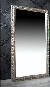 Wandspiegel Silber Antik : spiegel wandspiegel tessa silber antik kaufen auf ~ Watch28wear.com Haus und Dekorationen