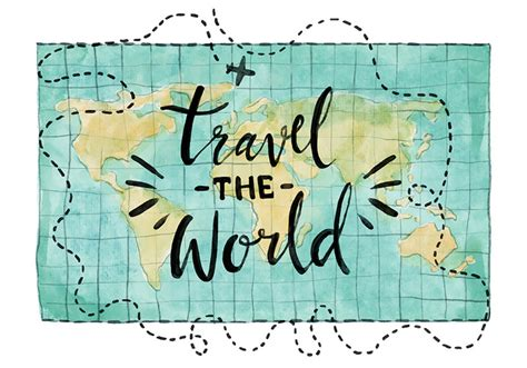 """""""Travel the world"""" Coffee Mug - Fast Delivery, Easy Payments"""