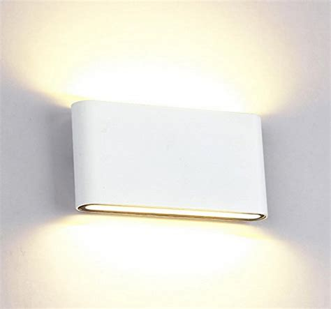 Applique A Muro by Glighone Applique Da Parete Impermeabile Led 12w Lada A
