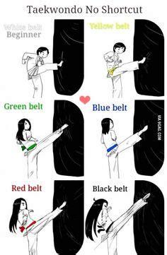 Taekwondo Memes - how to tie your belt knot that doesn t loosen up judo aikido bjj jiu jitsu martial arts
